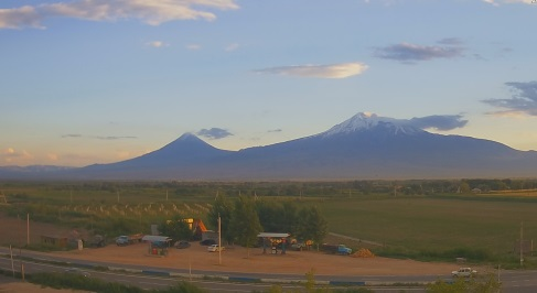 Webcam Mt Ararat