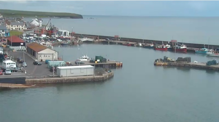 Webcam Arbroath