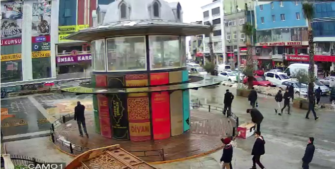 webcam Arnavutköy Estambul