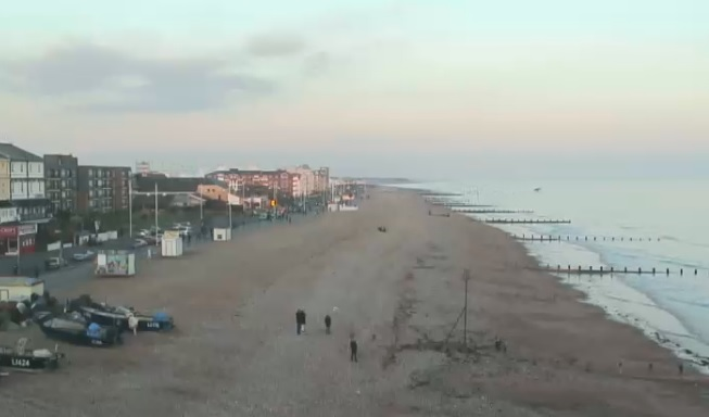webcam Bognor Regis South East