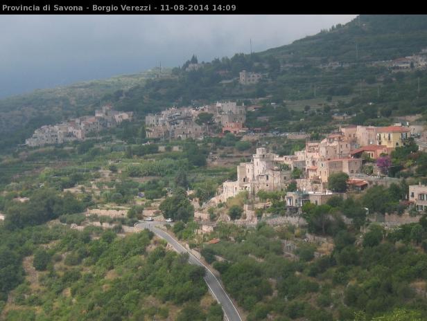 webcam Borgio Verezzi Savona