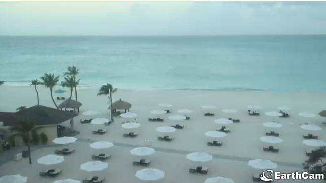 Webcam Aruba Playa Linda