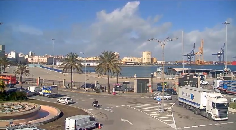 webcam Cadiz Cadiz