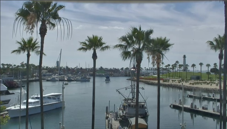webcam Long Beach CA Los Angeles