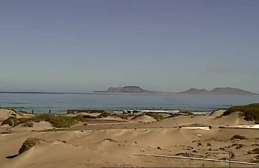 Webcam Famara Surf