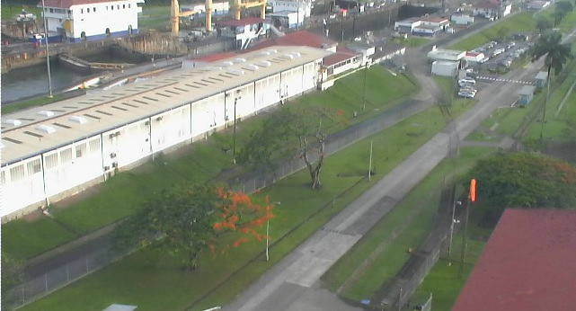 webcam Gatun Colón