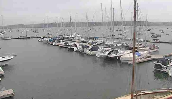 webcam Mylor South West