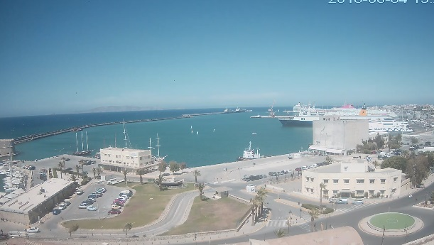 Webcam Heraklion