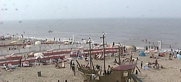 webcam De Haan Oostende