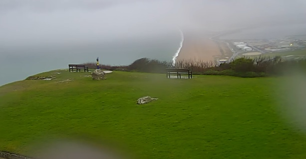webcam Chesil Beach South West