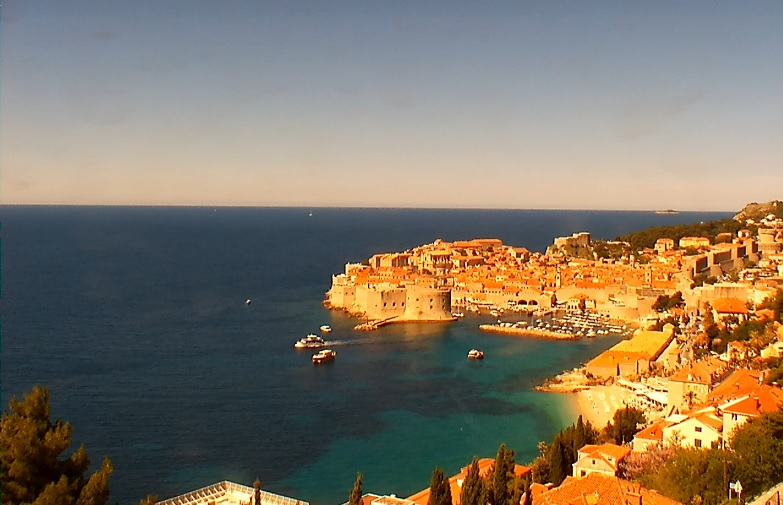 Webcam Dubrovnik Marina