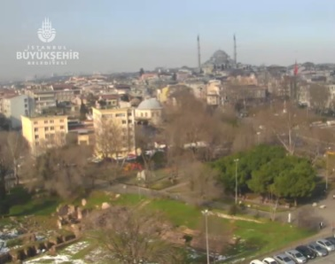 Webcam Estambul