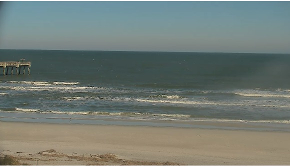 Webcam Jacksonville Beach