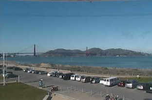 Webcam Golden Gate Bridge