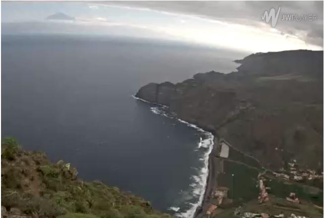 Webcam Hermigua Gomera
