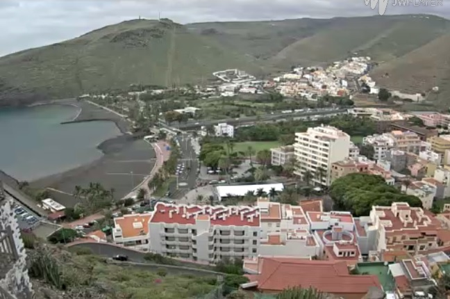 Webcam San Sebasti�n Gomera