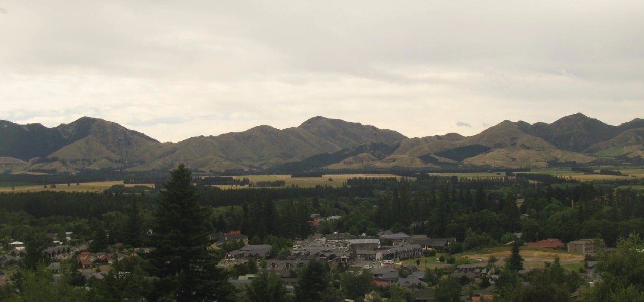 webcam Hanmer Springs Hurunui