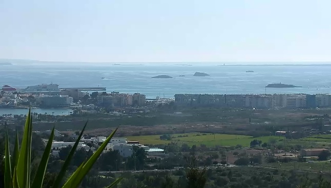 webcam Ibiza Panorama Islas Baleares
