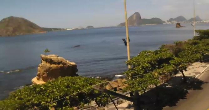 webcam Icaraí Niterói Rio de Janeiro