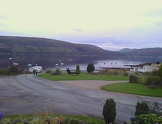 webcam Inveraray Argyll and Bute