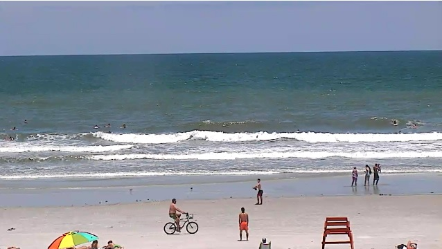 Webcam Jacksonville Beach Florida