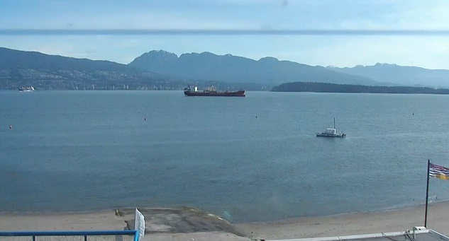 webcam Jericho Sailing Centre Vancouver