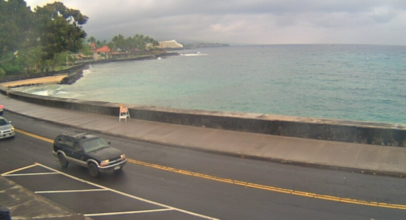 Webcam Kailua-Kona