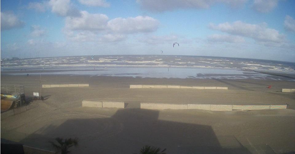 Playas Bélgica