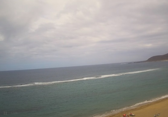 Webcam La Puntilla Canteras