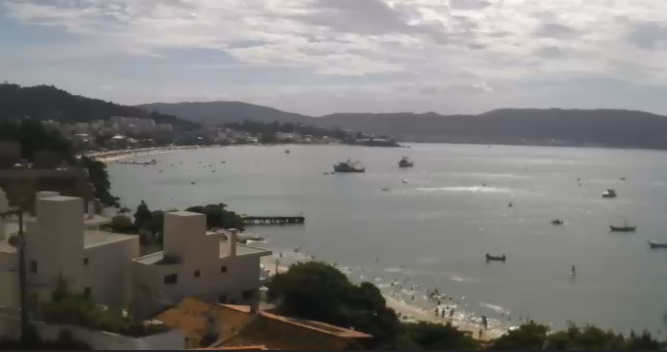 webcam Lagoinha Bombinhas Itajai