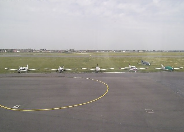 webcam Lee on Solent Airfield Hampshire