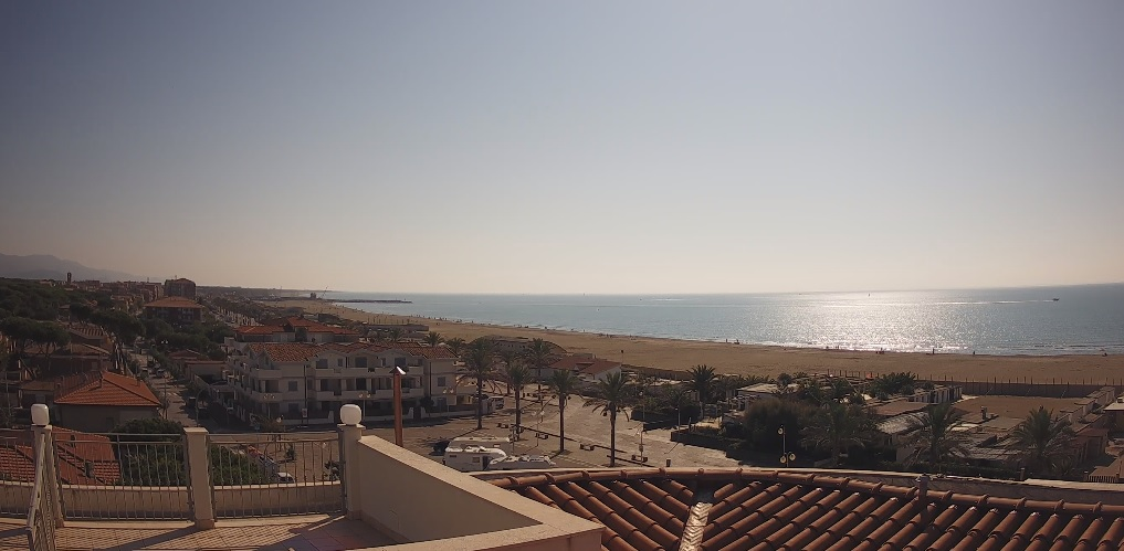 webcam Marina di Grosseto Grosseto