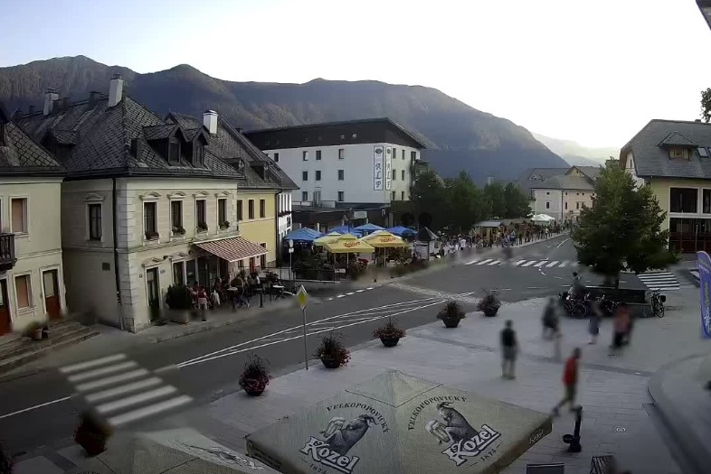 webcam Bovec Bovec