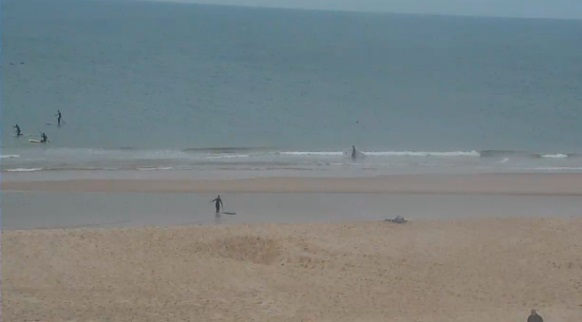 webcam Lacanau Surf Gironde