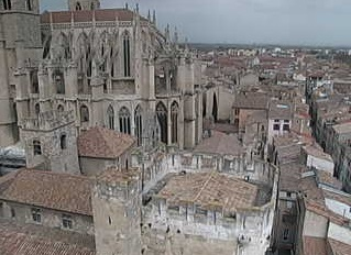 webcam Narbonne Aude
