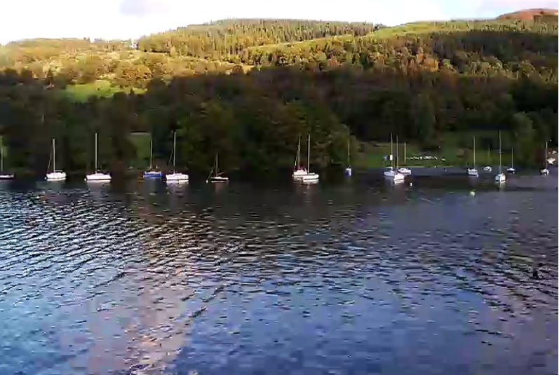 webcam Newby Bridge Windermere North West