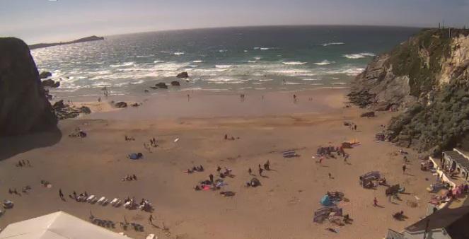 webcam Newquay Surf Centre South West