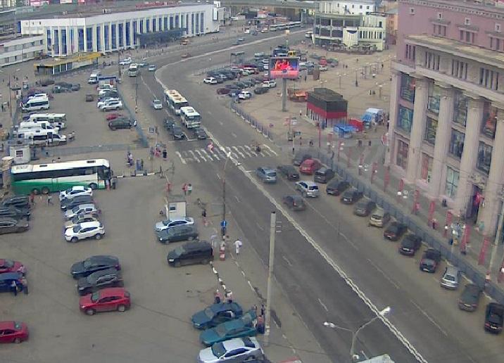 Webcam Nizhny Novgorod
