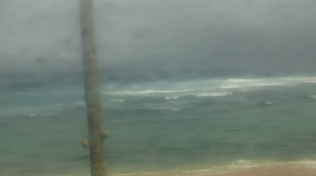 Webcam Laniakea Beach