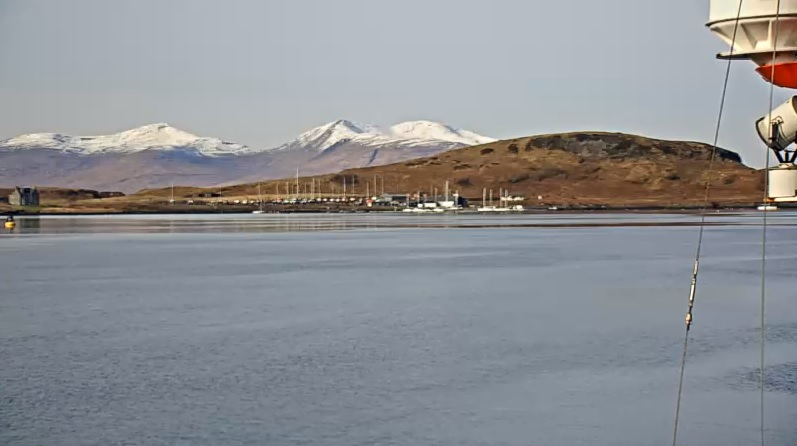 webcam Oban Argyll and Bute