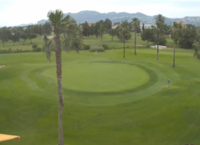 webcam Oliva Nova Golf Valencia