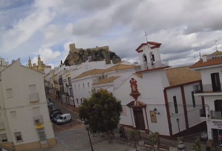 webcam Olvera Cadiz