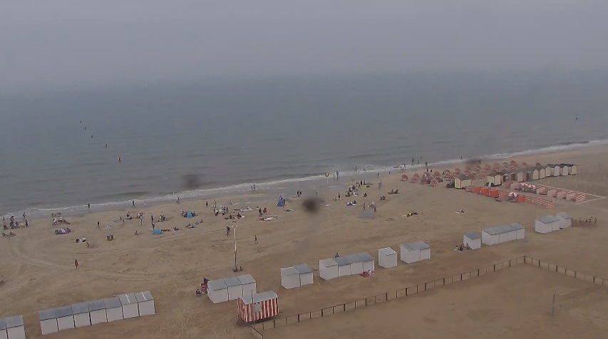 webcam De Panne Veurne