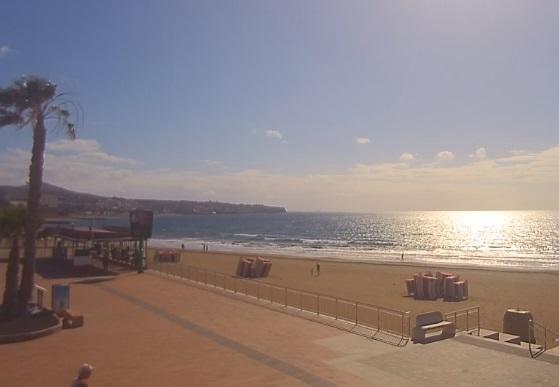 Webcam Playa del Inglés Dunas de Maspalomas