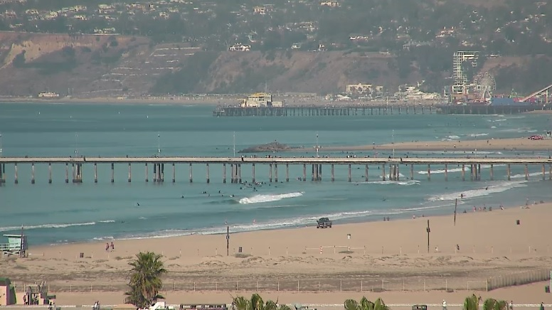 Webcam Playa del Rey LA