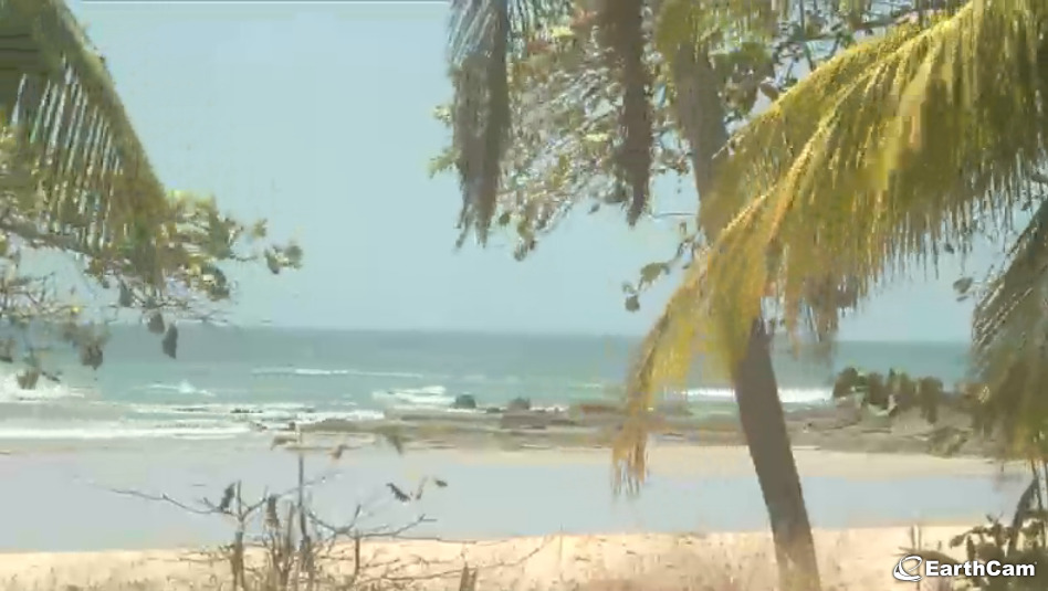 webcam Playa Grande Santa Cruz