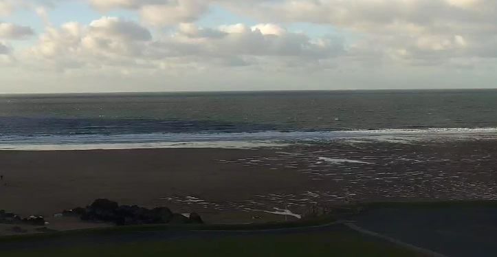 webcam Putsborough Sands South West