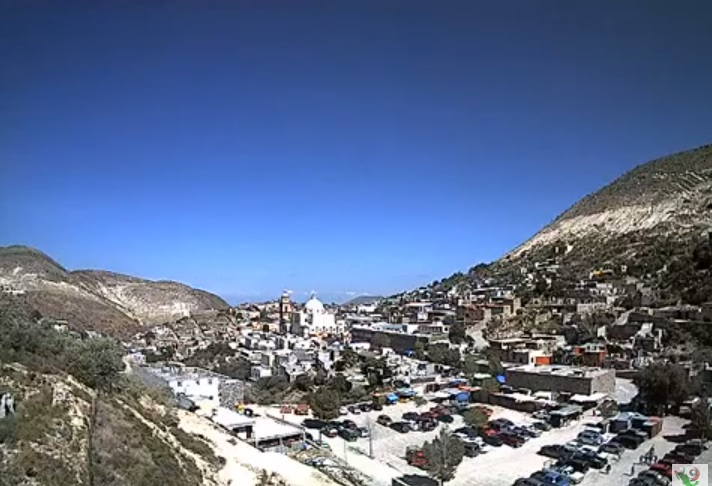 Webcam Real de Catorce