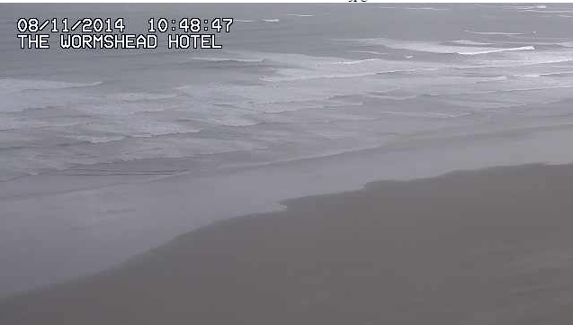 webcam Rhossili West Glamorgan