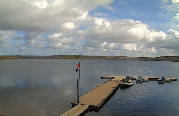 webcam Roadford Lake South West